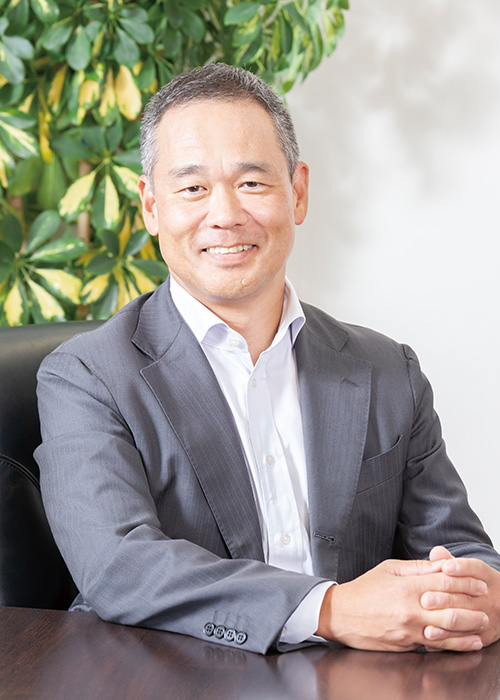 Aki Hiraga President and Chief Executive Officer